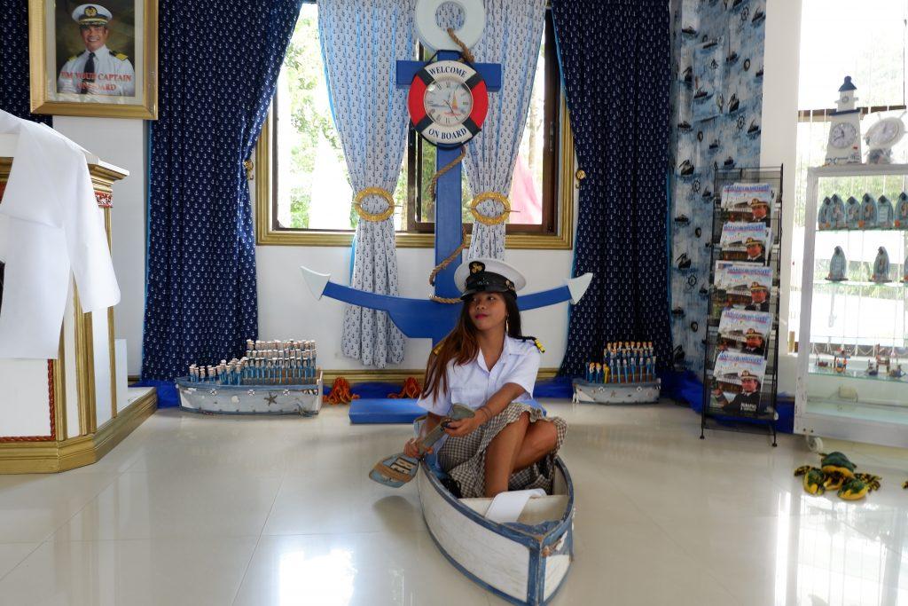 "ALT=""shiphaus bohol is a cruise ship museum in batuan"""