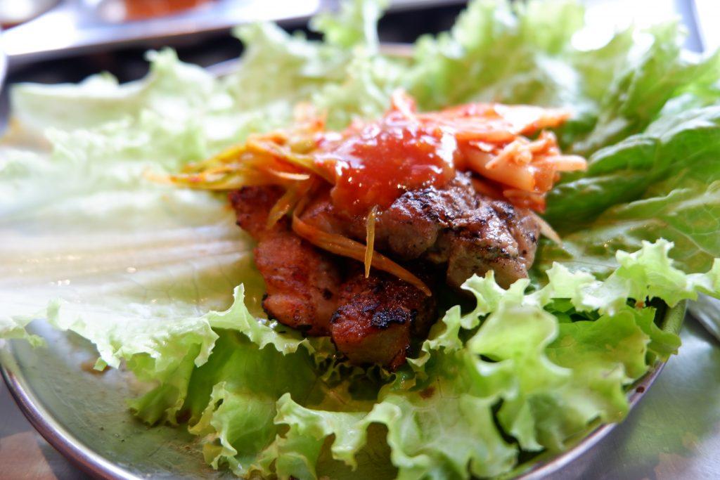 "ALT=""samgyupsalamat meat korean restaurant"""