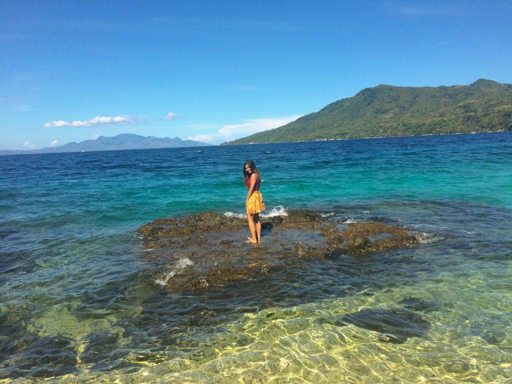 """ALT=""isla verde itinerary sample travel guide"""