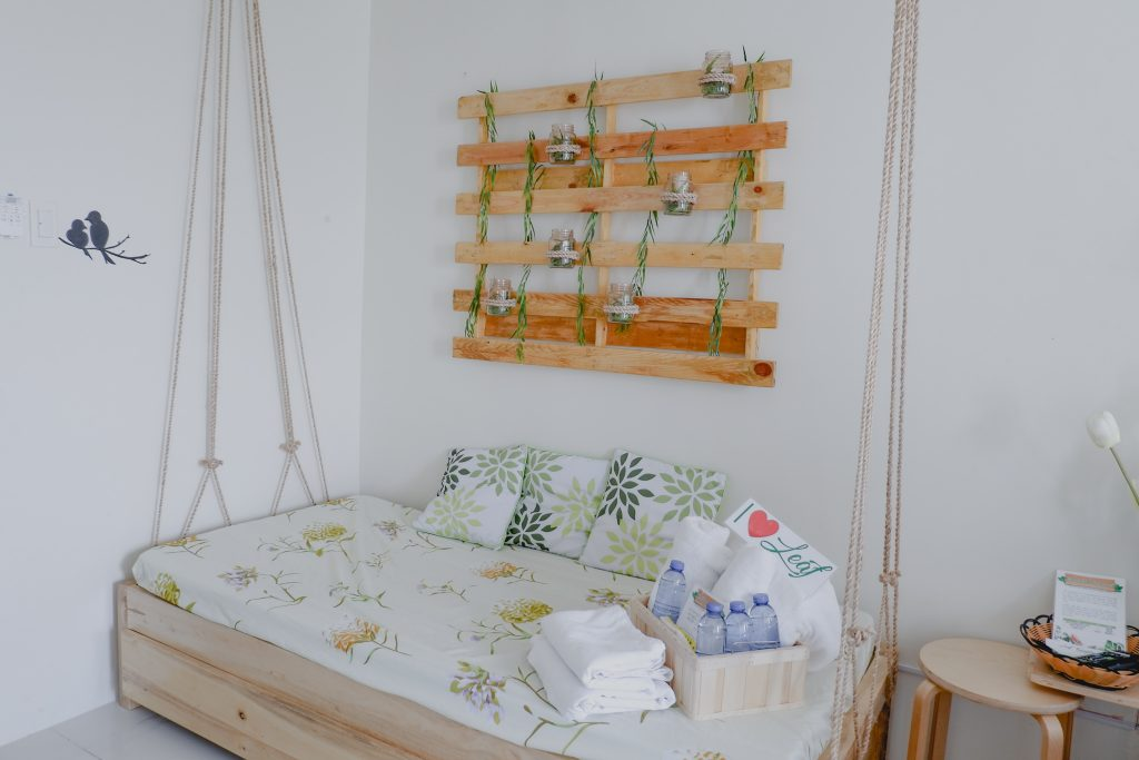 """ALT=""""bedroom area sea and leaf tagaytay"""""""