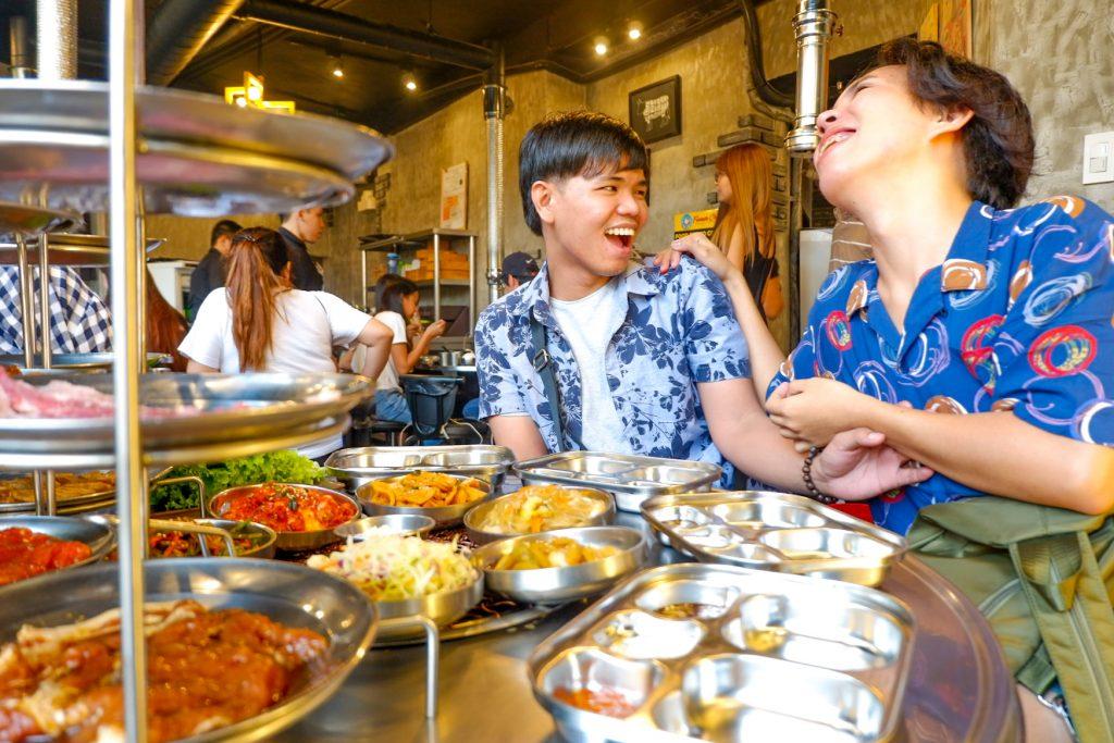 "ALT=""fantastic chef manila korean restaurant taft"""