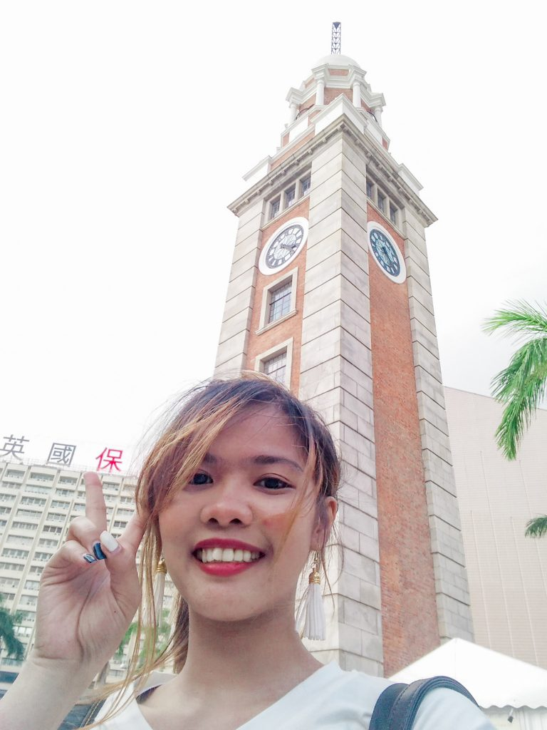 """ALT=""""tsim tsa tsui hongkong and the clock tower"""""""