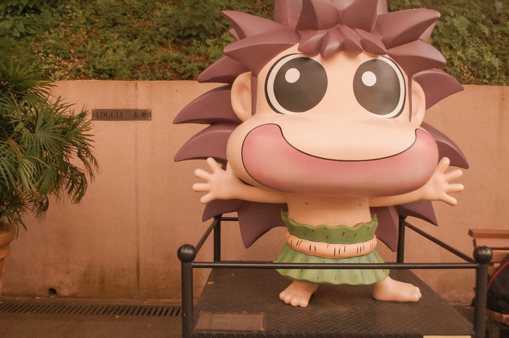 """ALT=""""tsim tsa tsui hongkong and the cute comic"""""""