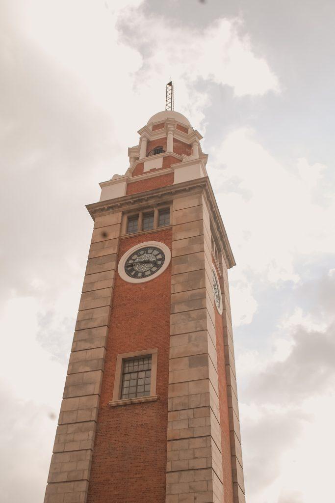 """ALT=""""hong kong top attractions clock tower"""""""