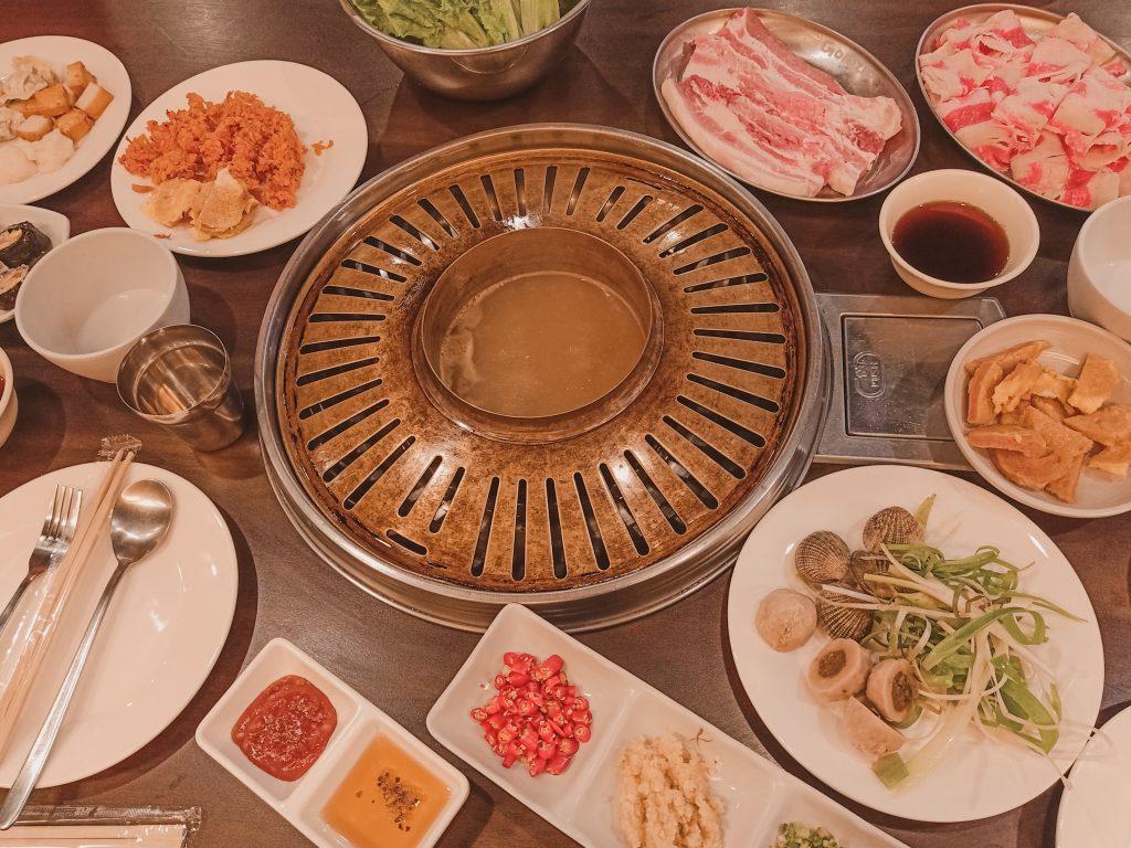 "ALT=""go kizip restaurant korean plating and unli pork and beef"""