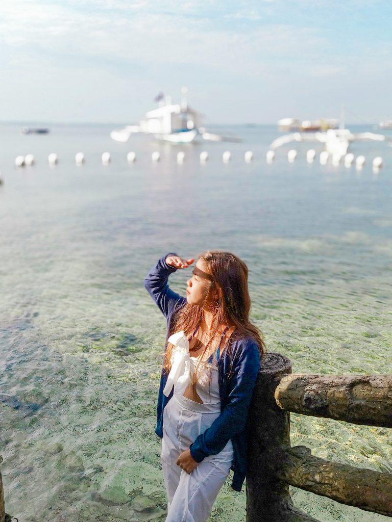 "ALT=""beach resort in cebu island"""