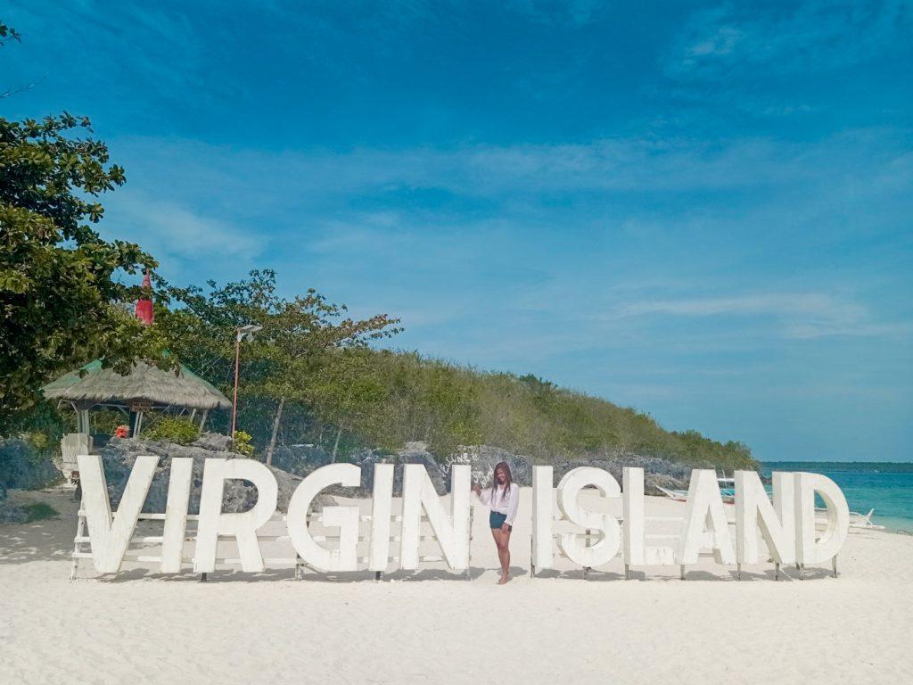 "ALT=""virgin island bantayan island"""
