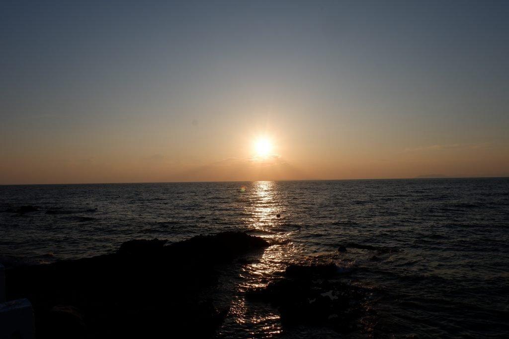 "ALT=""sunset view in batangas philippines"""