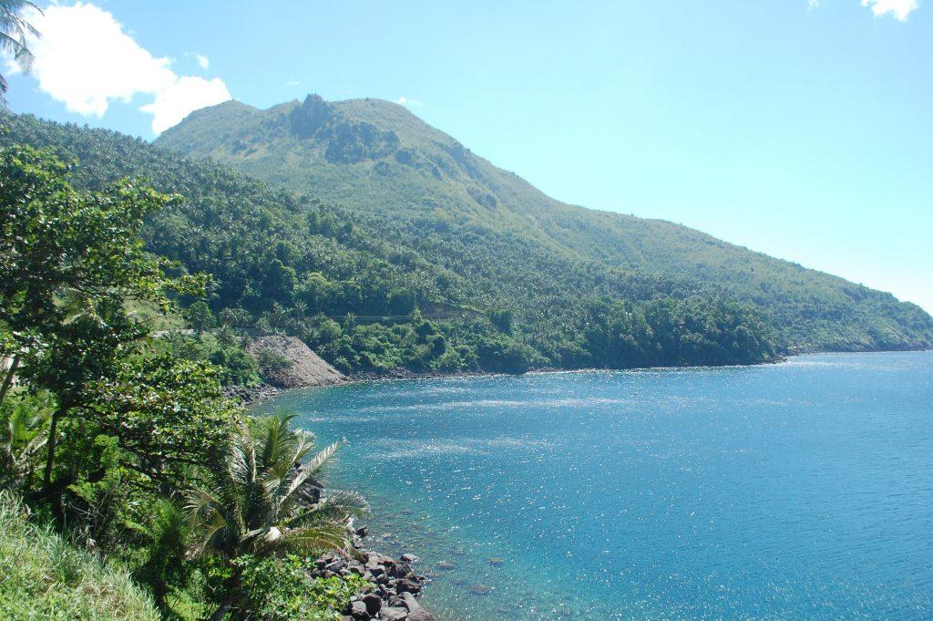 "ALT=""old volcano camiguin island"""