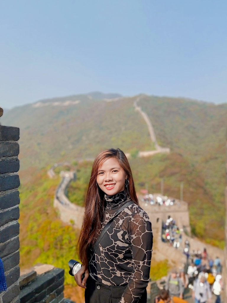 """ALT=""""the great wall of china itinerary travel guide"""""""