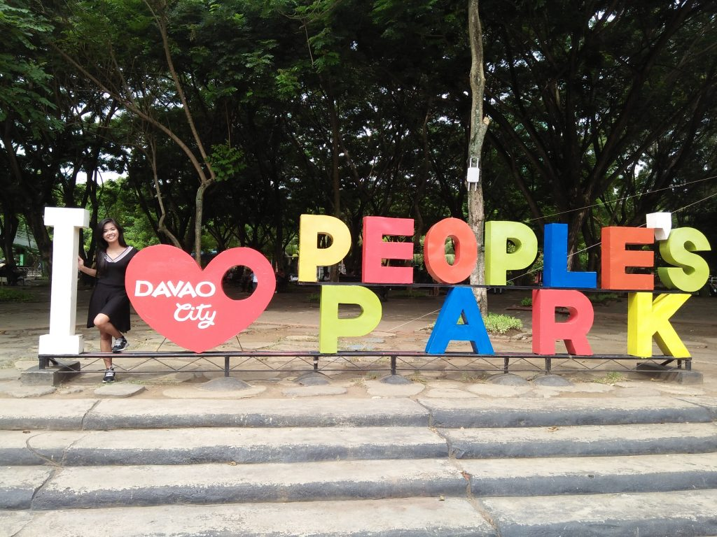 """ALT=""""things to do in davao city and peoples park"""""""