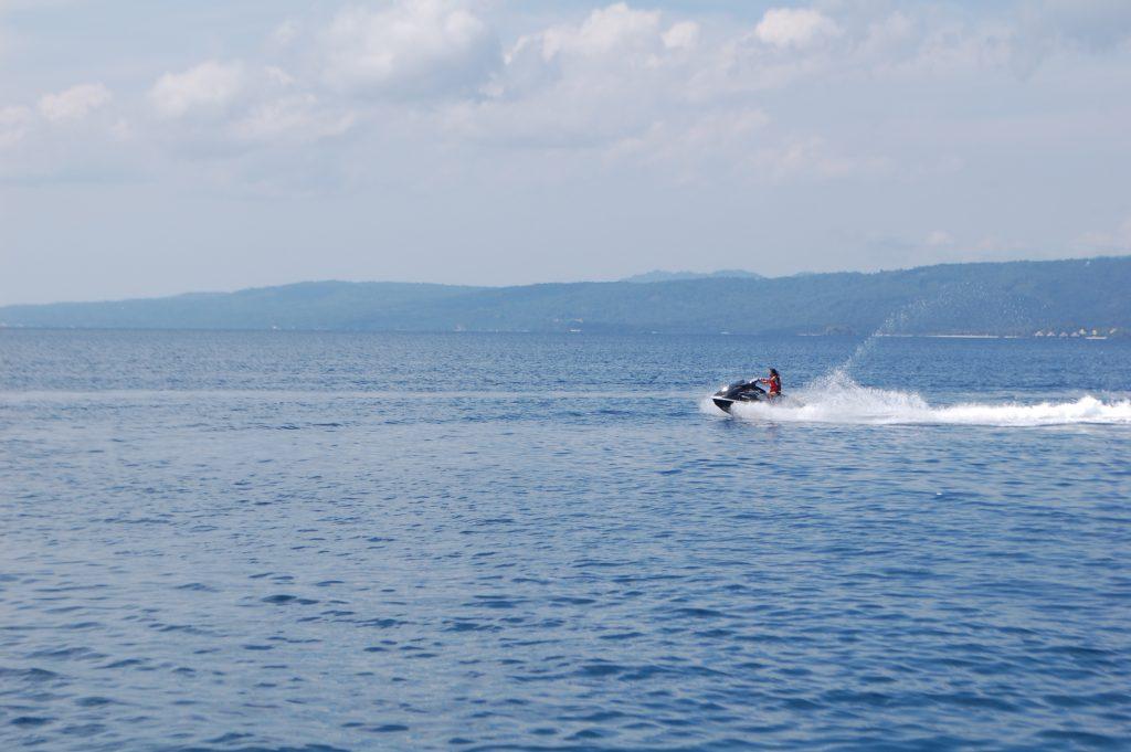 "ALT=""jet ski on samal island and davao city travel guide"""