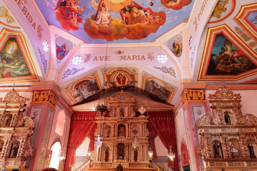 "ALT=""things to do in bohol visit churches"""