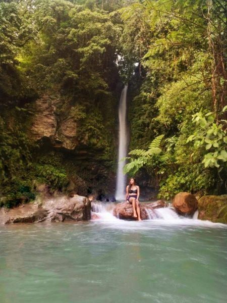 "ALT=""majestic waterfalls in the philippines"""