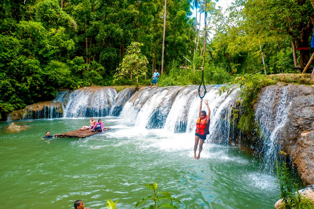 "ALT=""siquijor waterfalls in the philippines"""